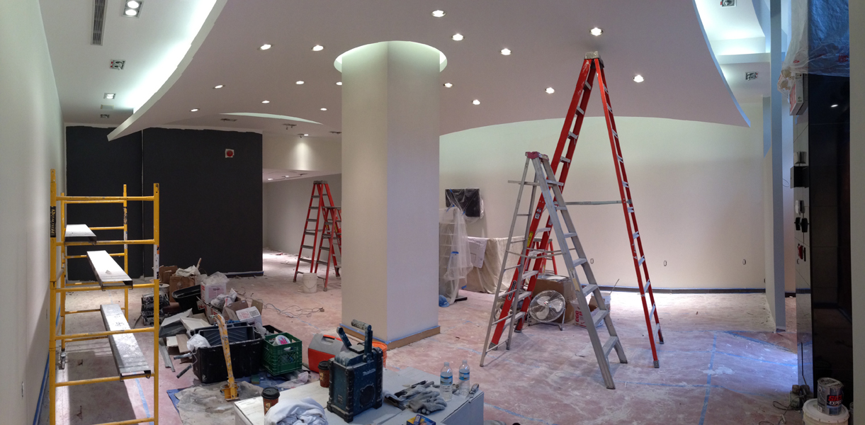 Home and Commercial Service Painting in Laval Rive-Nord Montreal