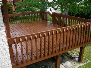 Peintre professionnel r sidentiel commercial a laval rive for Peinture pour balcon exterieur